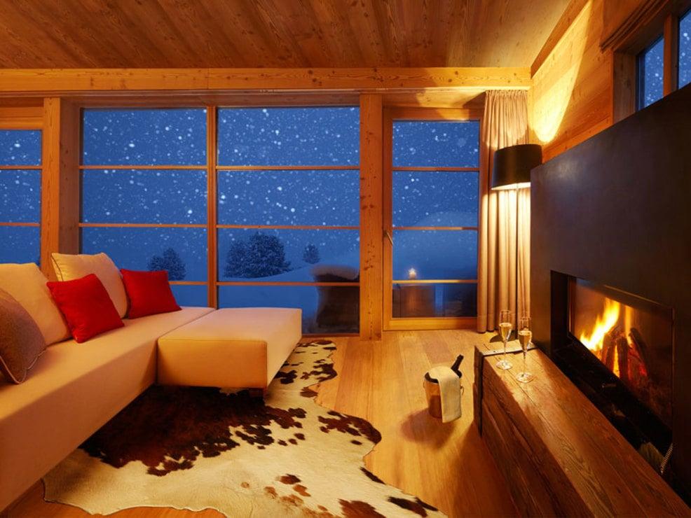 die eigene h tte adler mountain lodge. Black Bedroom Furniture Sets. Home Design Ideas